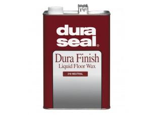 Масло-воск для дерева для внутренних работ DuraSeal Dura Finish Liquid Floor Wax