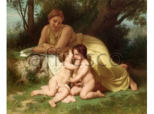 Фрески и фотообои, Каталог Сюжеты, арт. 3192