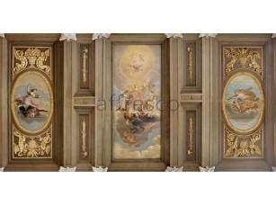 Картина: Nicolaes Van Helt Stockade, Ceiling Execution Chamber