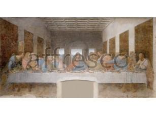 Картина: Леонардо да Винчи, Тайная вечеря