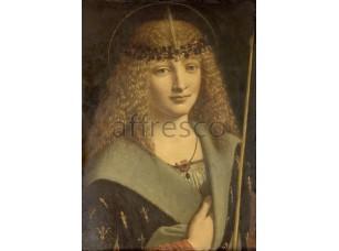 Картина: Джованни Больтраффио, антонио больтраффио, Портрет юноши в образе святого себастьяна