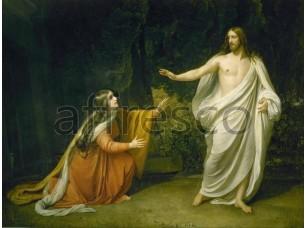 Картина: Александр Иванов, Явление Христа Марии Магдалине после воскресения