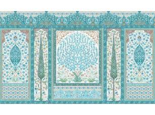 Обои и панно, Коллекция  Цветариум Arabian magic Color 4