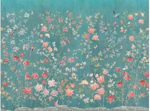 Обои и панно, Коллекция  Цветариум Chinese garden Color 1