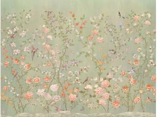 Обои и панно, Коллекция  Цветариум Chinese garden Color 3