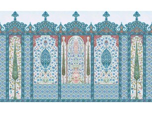 Обои и панно, Коллекция  Цветариум Fairy tale Color 1