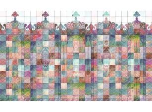 Обои и панно, Коллекция  Цветариум Fairy tale Color 3