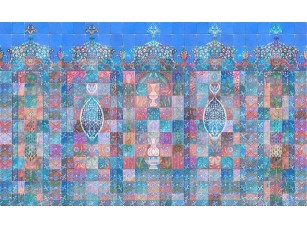Обои и панно, Коллекция  Цветариум Fairy tale Color 4