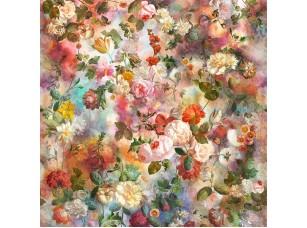 Обои и панно, Коллекция  Цветариум Flower festival Color 1