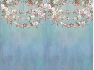 Обои и панно, Коллекция  Цветариум Flowers on ribbon Color 1