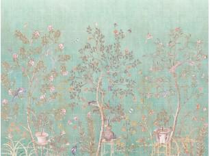 Обои и панно, Коллекция  Цветариум Garden Paradise Color 1