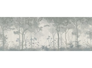 Обои и панно, Коллекция  Цветариум Morning in the forest Сolor 1