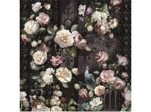 Обои и панно, Коллекция  Цветариум Rose Color 1