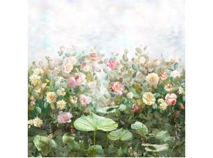 Обои и панно, Коллекция  Цветариум Rose garden Color 1