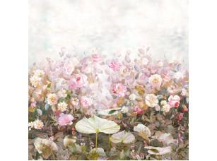 Обои и панно, Коллекция  Цветариум Rose garden Color 2