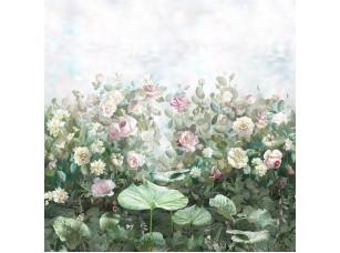 Обои и панно, Коллекция  Цветариум Rose garden Color 3
