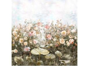Обои и панно, Коллекция  Цветариум Rose garden Color 4