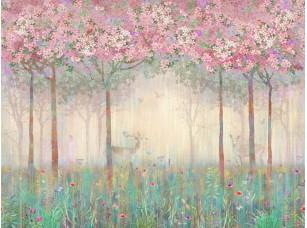 Обои и панно, Коллекция Dream Forest, арт. AB49-COL1