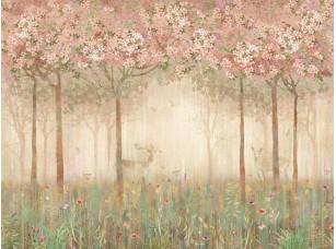 Обои и панно, Коллекция Dream Forest, арт. AB49-COL3