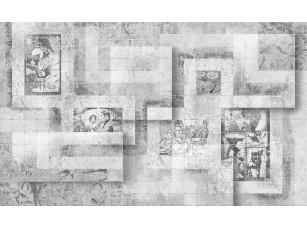 Обои и панно, Коллекция Re-Space, арт. ID113-COL1
