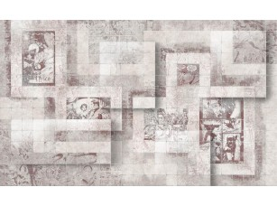 Обои и панно, Коллекция Re-Space, арт. ID113-COL2
