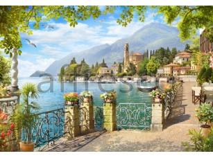 Фрески и фотообои, Лучшие пейзажи, арт. 6433