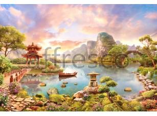 Фрески и фотообои, Лучшие пейзажи, арт. 6468