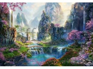 Фрески и фотообои, Лучшие пейзажи, арт. 6476