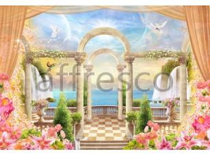 Фрески и фотообои, Лучшие пейзажи, арт. 9548