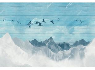 Восточный пейзаж, арт. ID137758
