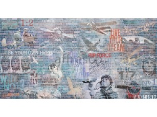 Фрески и фотообои, Каталог Современный стиль, арт. ID136170