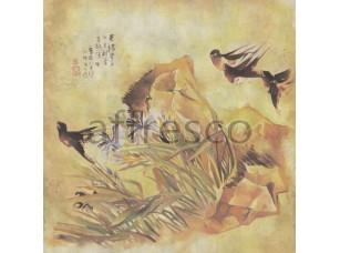 Фрески и фотообои, Каталог Сюжеты, арт. 6034