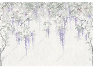 Фрески и фотообои, Каталог Ботаника, арт. ID136050