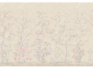 Фрески и фотообои, Каталог Ботаника, арт. ID136116