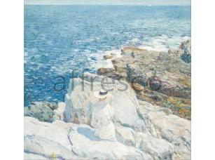 Картина: Чайльд Гассам, The South Ledges Appledore