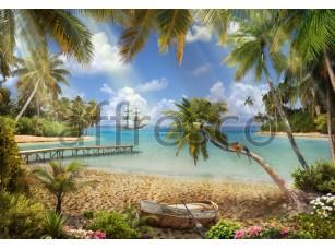 Фрески и фотообои, Лучшие пейзажи, арт. 6396