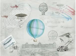 Обои и панно, Коллекция Сказки Affresco, арт. AF676-COL2