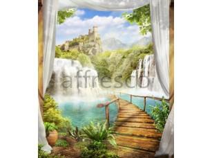 Фрески и фотообои, Лучшие пейзажи, арт. 6397