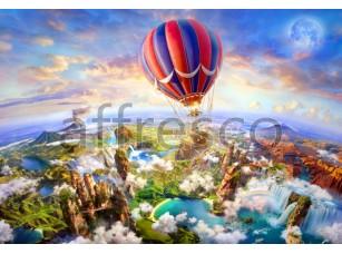 Фрески и фотообои, Лучшие пейзажи, арт. 6478