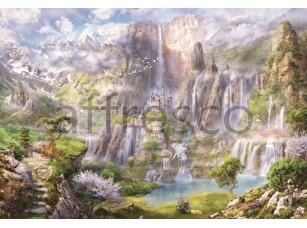 Фрески и фотообои, Лучшие пейзажи, арт. 6494