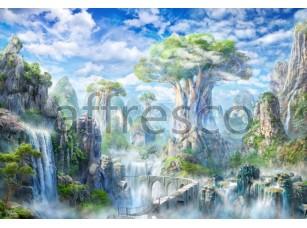 Фрески и фотообои, Лучшие пейзажи, арт. 6502