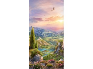 Фрески и фотообои, Лучшие пейзажи, арт. 6914
