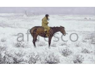 Картина: Фредерик Ремингтон, The Herd Boy