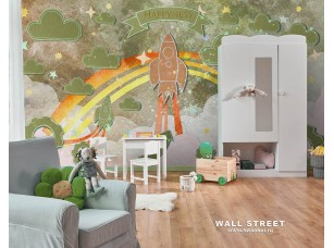 Обои Wall Street Applique 21