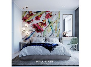 Обои Wall Street Aqua De Vida 6