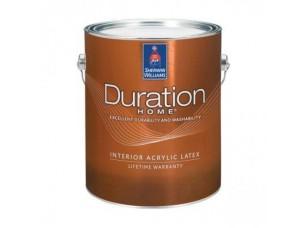 Duration Home Matte, матовая моющаяся интерьерная краска, галлон (3,8 Л)