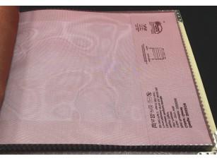 Ткань Elegancia Shadow Garnet тюль органза