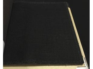 Ткань Elegancia Canvas Noir
