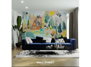 Обои Wall Street City Garden 3