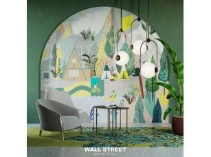 Обои Wall Street City Garden 4